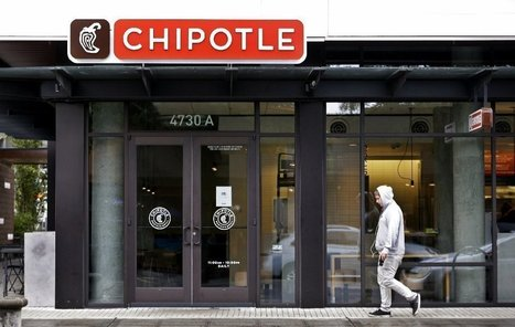 Chipotle reports first sales decline on food safety crisis; criminal probe widens | Crisis prevention | Scoop.it