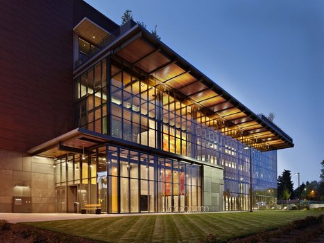 The most beautiful new library buildings in America | innovative libraries | Scoop.it