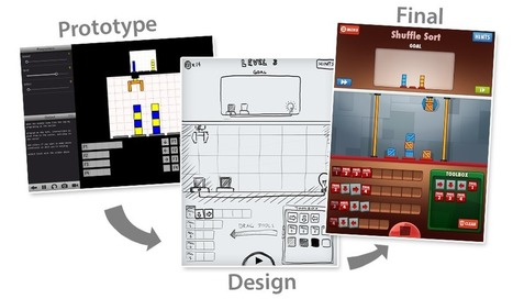 Cargo-Bot – iPad | Middle School Education | Scoop.it