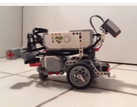 Scientists Upload Mind of Roundworm in Lego Robot: Nearing Artificial Intelligence? | Robots in Higher Education | Scoop.it