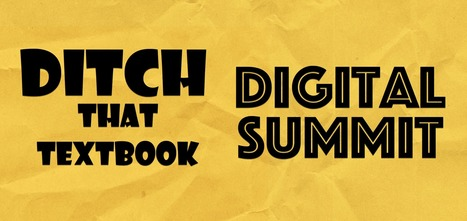 Sign up for a Free - Ditch That Textbook Digital Summit (December 2016) | RIED. Revista Iberoamericana de Educación a Distancia | Scoop.it