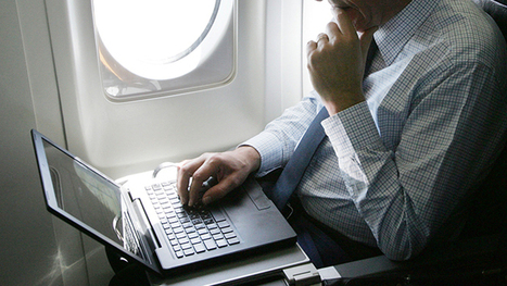 NSA monitors WiFi on US planes 'in violation' of privacy laws | Criminal Justice in America | Scoop.it