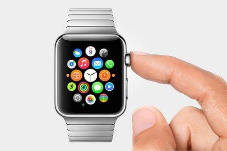 Conoce todos los detalles del nuevo Apple Watch. | Noticias Wearables | Scoop.it