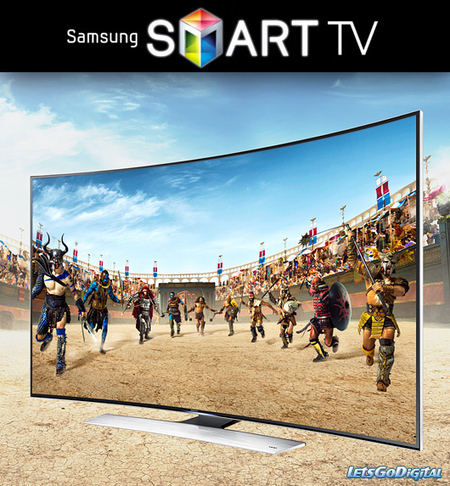 Samsung Smart TV with Gesture-Based Technology - LetsGoDigital | Richard Kastelein on Second Screen, Social TV, Connected TV, Transmedia and Future of TV | Scoop.it