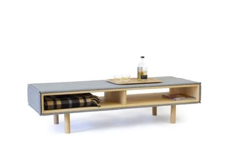 Le Studio Hopkins habille de laine les meubles de la collection Parka | inoow design lab | Scoop.it