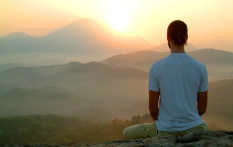 How To Be Still In Meditation & Why It Will Change Your World | About Meditation | Scoop.it