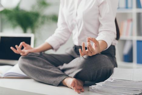#Méditation : 8 bonnes raisons d'être une entreprise qui médite - Maddyness | Travail et bienveillance | Scoop.it