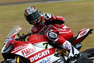Tests @ Phillip Island showing a much better 1199 | Ducati news | Scoop.it