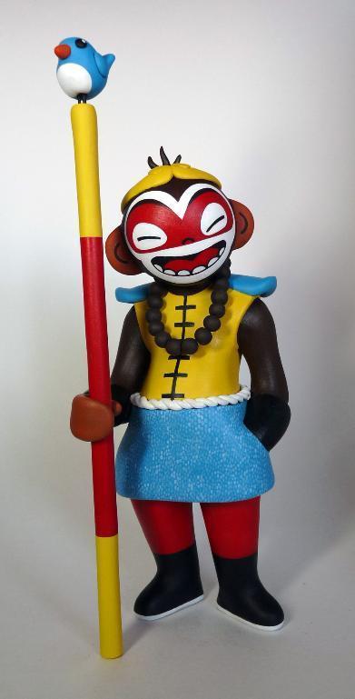 Tam D aka Okedoki | Painter | Sculptor | Custom | les Artistes du Web | Scoop.it