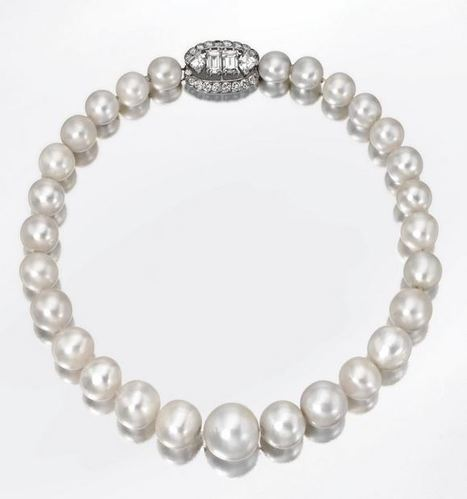 The Rising Star of Natural Pearls | Jewels du Jour | Pearls In Fashion | Scoop.it