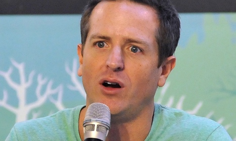 Hugh Howey calls for author earnings revolution | eBook | Scoop.it