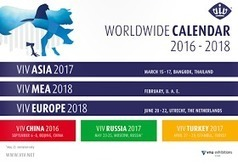 The Aquaculturists: 12/09/2016: VIV worldwide calender 2016 - 2018 | Global Aquaculture News & Events | Scoop.it