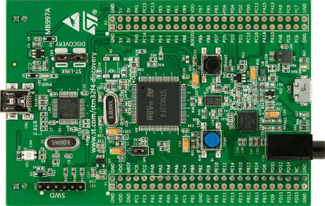 Free Online Courses & Workshops For ARM Cortex-M Microcontrollers | Embedded Systems News | Scoop.it