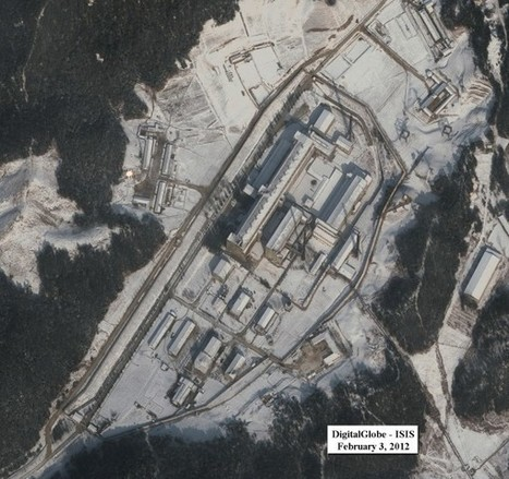 Institute for Science and International Security › ISIS Reports › Korean Peninsula › Light Water Reactor Construction Progressing at Yongbyon Nuclear Site | Remote Sensing News | Scoop.it