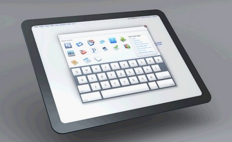 Google reportedly gearing up to launch its own, 12.85-inch Chrome OS touch notebook in Q1 2013 | Cloud Central | Scoop.it