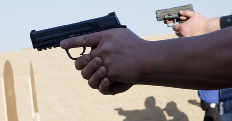 Why Standing Up to a Terrorist Is Your Best Self-Defense | Defense Weapons | Scoop.it