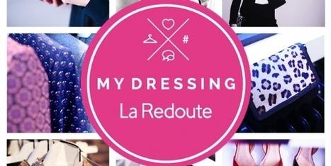 [Décryptage] Quel impact social pour l'opération 'My Dressing' de La Redoute? | Transformation digitale : marketing, communication, usages | Scoop.it
