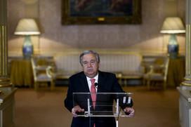 "António Guterres: ""Gratidão e humildade"" | Saif al Islam | Scoop.it"