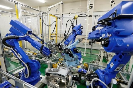 YASKAWA France acquiert VIPA France - société YASKAWA FRANCE | Des robots et des drones | Scoop.it