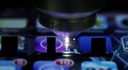 Bientôt des capteurs transparents dans l'écran d'un smartphone ? | 21st Century Innovative Technologies and Developments as also discoveries, curiosity ( insolite)... | Scoop.it