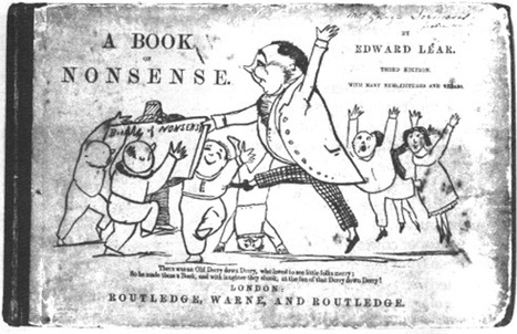 Edward Lear, A Book of Nonsense | LEITURAS | Scoop.it