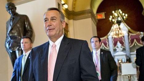Boehner clashes with fellow GOP Rep. King over controversial immigration remarks | Immigration | Scoop.it