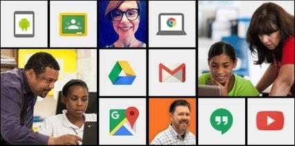 Google un aliado para las instituciones educativas | capacitación gratuita | Innovación, Tecnología y Educación | Scoop.it