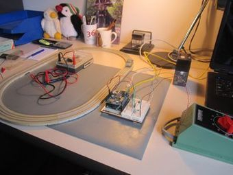 Control a model car track with Azure and Arduino | Open Source Hardware News | Scoop.it