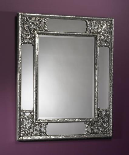 Deknudt - Angelo Silver - Wall Art and Mirrors | Interiors | High Quality Lighting Centre UK | Scoop.it