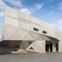 Five marvels where architecture meets origami | DesignBuild News | Scoop.it