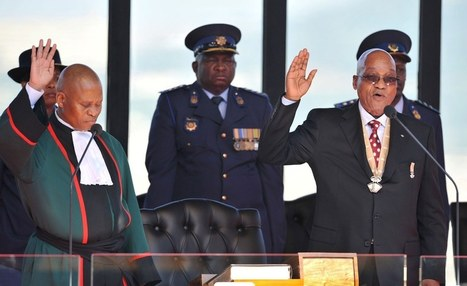 President Jacob Zuma Announces Members of the National Executive, Pretoria - AllAfrica.com   NGOs in Human Rights, Peace and Development   Scoop.it