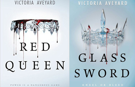 5 Books Red Queen Fans Should Read While Waiting for Glass Sword | Young Adult Novels | Scoop.it