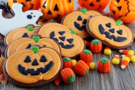 INFOGRAPHIC: Facebook Halloween Contest Ideas - AllFacebook | Infographie | Scoop.it