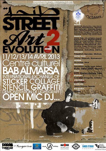 Tanja Street Art @ Tanger   Rap , RNB , culture urbaine et buzz   Scoop.it
