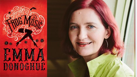 Oscar-nominated Room author Emma Donoghue adapting another novel for film | The Irish Literary Times | Scoop.it