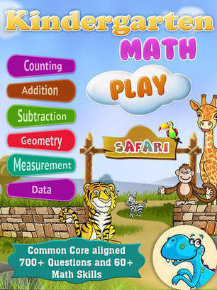 Kindergarten Math - Top Early Learning Math Apps - Fun Educational Apps for Kids | Tools for 21st Century Learning | Scoop.it