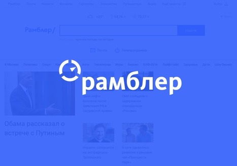 Hackers Steal Nearly 100 Million User Records from Rambler.ru | Security | Scoop.it
