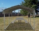 Steel ATV Carport - 7'W x 10'L x 6'H | Garages | Scoop.it