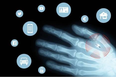 Euronews : Transhumanisme – les implants RFID débarquent à petits pas dans notre vie quotidienne | qrcodes et R.A. | Scoop.it