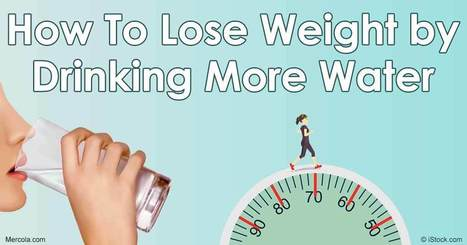 Can Drinking More Water Help You Lose Weight?   PCOS or Polycystic Ovarian Syndrome Awareness   Scoop.it