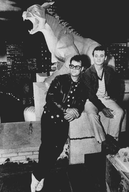 Twitter / HeavyMidnites: Dan Aykroyd and Bill Murray ... | Midnight Movie Club | Scoop.it