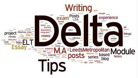 M.A. ELT / Delta | English Language Teaching | Scoop.it