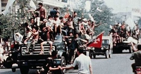 [VIDEO] Il y a quarante ans, les Khmers rouges entraient dans Phnom Penh | HLD's Miscellaneous... | Scoop.it