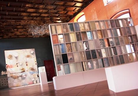 Arte experimental en la antigua fonda de Alcázar | Cultura de Tren | Scoop.it
