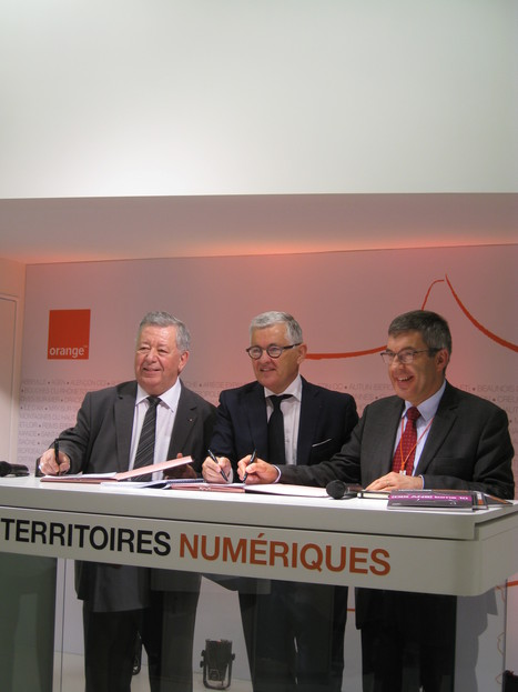 Veille info tourisme - Signature d'un partenariat entre la FNCRT et Orange Business Services | Etourisme | Scoop.it