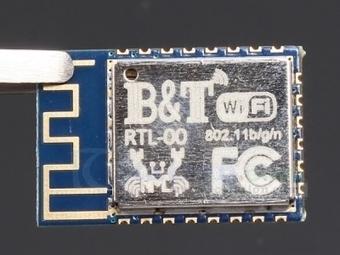 RTL8710 WiFi Wireless Transceiver Module SOC for Arduino - WiFi Module - Arduino, 3D Printing, Robotics, Raspberry Pi, Wearable, LED, development boardICStation | Arduino, Raspberry Pi | Scoop.it