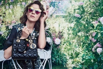 Dior furthers personalization with customizable handbag | e-Luxe | Scoop.it