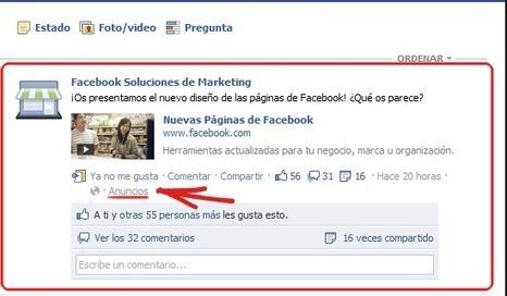 Fin de las Historias patrocinadas en Facebook ads | AfiliadosPro | Marketing de Afiliados | Scoop.it
