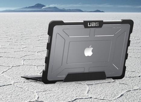 Test de la coque renforcée UAG pour MacBook Pro | Info iDevice | Scoop.it