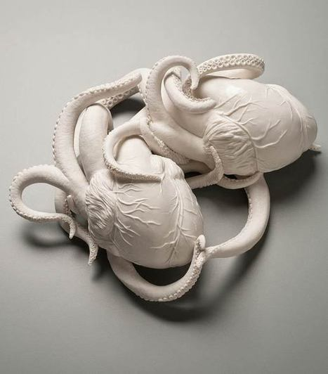 Memento Mori – Amazing ceramics by Kate MacDowell | Culture and Fun - Art | Scoop.it